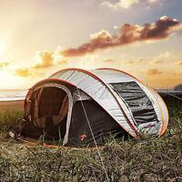 5-8 Personen Automatische Zelt Familienzelt Campingzelt Kuppelzelt Strandzelt