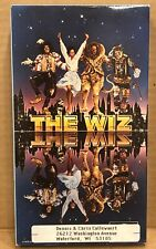 The Wiz - (VHS, 1992)