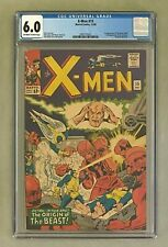 X-MEN #15 Marvel Comics 1965 CGC 6.0 Master Mold 1st Appearance