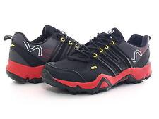 Herren Sneaker Sportschuhe Running Laufschuhe Joggingschuhe Schwarz # 66012