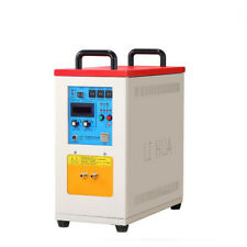 High Frequency Induction Heat Heater Heating Furnace Machine 15Kw 220V Tools