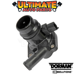 Thermostat / Housing w/Gasket and Sensor (1.4L Turbo) for 13-19 Chevy Trax