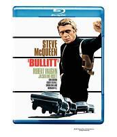 BULLITT Steve McQueen (Blu-ray Disc, 2007) NEW