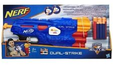 Nerf Gun Stampede ECS Fully Automatic with Shield & 18-Dart Clip Magazine