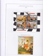 AUSTRIA: ANNATA 2009,COMPLETA,NUOVA,OMAGGIO FOGLI KING MARINI,SCONTO PRIMA FERIE