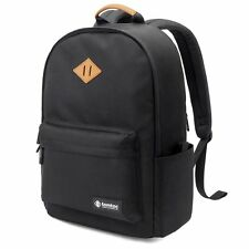 Tomtoc Premium Lightweight Laptop Backpack, fits 11.6 to 15.6 Inch Laptops Black