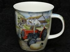 DUNOON FARM TRACTORS Fine Bone China NEVIS Mug #3