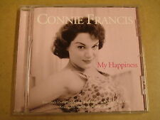 CD / CONNIE FRANCIS - MY HAPPINESS