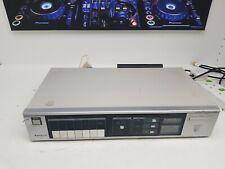 B1488 Vintage 1983 Sanyo JT 350LA Stereo SANYO TUNER FM LW MW