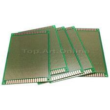 5Stk. Lochrasterplatine Strip Board Platine Universal Leiterplatte PCB Board