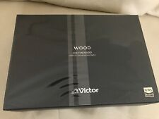 US Seller! Victor JVC HA-FW10000 10th Anniversary WOOD Series Hi-Res Earphones