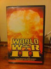 World War III 3 VHS Star Video Action War TV Movie Rock Hudson 102 minutes 1982