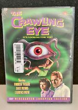 THE CRAWLING EYE (NEW DVD) Horror Sci Fi Cult - The Misfits - Widescreen
