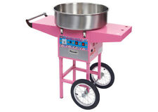Winco Show Time Cotton Candy Machine, Automatic Cotton Candy Machine