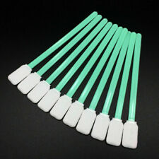 Polyester Cleaning Swabs For Inkjet Printer Optical Equipment NEW (100 Swabs)