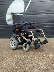 KYMCO K-ACTIV 6MPH CLASS 3 ELECTRIC WHEELCHAIR POWERCHAIR SCOOTER MOBILITY