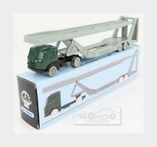 1:76 OFFICINA-942 Fiat 682 T2 Truck Bisarca Car Transporter 1955 ART1014A