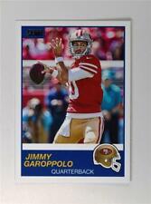2019 Score Football Base #304 Jimmy Garoppolo - San Francisco 49ers