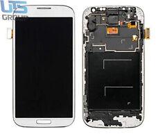 Für Samsung S4 i9505 Bildschirm LCD Display TFT Rahmen Weiß