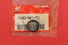 NOS HONDA TRX300 TRX350 TRX420FPE DUST SEAL (19X22.5X10.5) PART# 91263-HA7-771