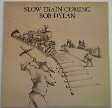BOB DYLAN - SLOW TRAIN COMING cbs 86095 LP 33 giri rpm 1979 IT