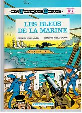 "BD ""LES TUNIQUES BLEUES No 7."" (1975) CAUVIN & LAMBIL / E.O. DUPUIS"