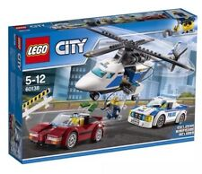 New&sealed Lego City 60138 Police Chase Kid's Construction Toys!