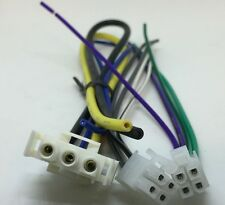 s l225 kenwood standard audio & video wire harnesses ebay kenwood kvt 719dvd wiring diagram at gsmx.co