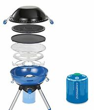 Campingaz Party Grill 400 CV + Ventilkartusche CV 470 Plus Set Gas Grill