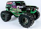 New Bright 1:10 RC Monster Jam Grave Digger Truck No Remote/Battery Parts Only