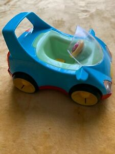 Toto First Friends Car- Sounds Lights Motorised