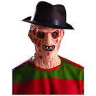 Freddy Krueger Hat Nightmare On Elm Street Adult Halloween Fits Over Mask
