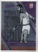 2016-17 Panini Absolute #999 Retired Connie Hawkins Phoenix Suns Basketball Card