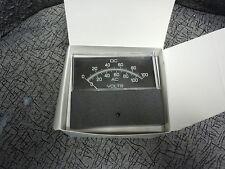 Miller 004189 METER,VOLT AC/DC 0- 100 SCALE 3.5 IN BLACK FACE- NEW