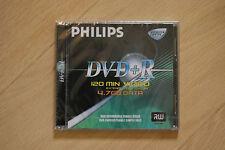 5 DVD +R Philips 120 mn 4,7GB neufs sous cellophane