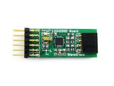 L3G4200D 3-axis Angular Rate Sensor Module Development Board  I2C SPI Interface