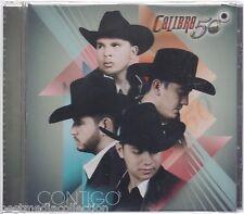 SEALED - Calibre 50 CD NEW Contigo ALBUM 12 Canciones y Corridos NUEVO