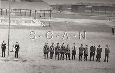 WWII German Navy Large (4.75 x 3.5) RP- Kriegsmarine- Sailor- Brown Shirt- Flag