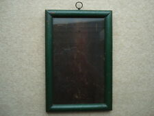 VINTAGE S.W.R.(SOUTH WESTERN RAILWAY) SMALL WOODEN NOTICE BOARD