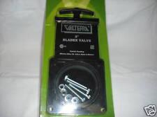 "RV - Motorhome /  Bladex Waste Valve 3"" Diameter - Black Water Valve-Replacement"