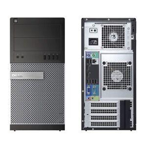 Dell OptiPlex 7010 MT i5-3470 3.20Ghz 8GB DDR3 RAM 240GB SSD