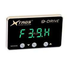 Potent Booster 8th 9-Drive Electronic Throttle Controller, Comfort Sports Racing