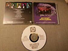Alcatrazz - Complete Sentences of Arrested Prodigy CD Nakano sun Plaza 1984 Jan