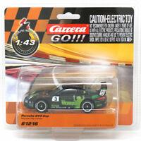 Carrera GO!!! 61216 Porsche GT3 Cup Monster FM, U.Alzen : 1/43 Slot Car