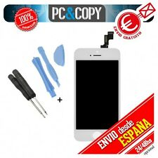 Pantalla LCD RETINA  completa para iPhone 5S BLANCO ORIGINAL + Herramientas A+