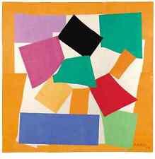 Henri Matisse The Snail A4 Photo Print