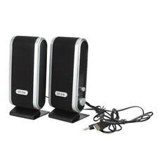 6W Mini Portable Usb Speakers for Notebook Laptop Desktop Pc Music Player Superb