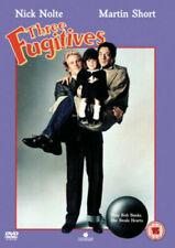 The Three Fugitives DVD Comedy Region 2 UK 2004