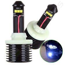 7443 Backup Reverse White DRL Canbus LED Turn Signal Light Bulbs Lamp Kit