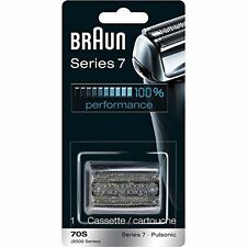 Braun Pulsonic Series 7 70S Foil Head Shaver Head Replacement Foil and Blade ...